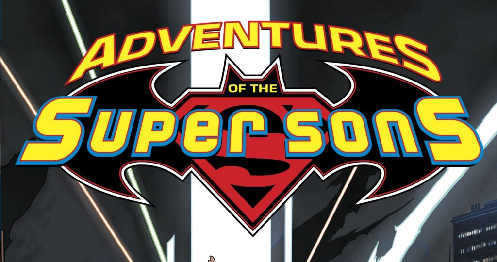 Adventures of the Super Sons #1 Review