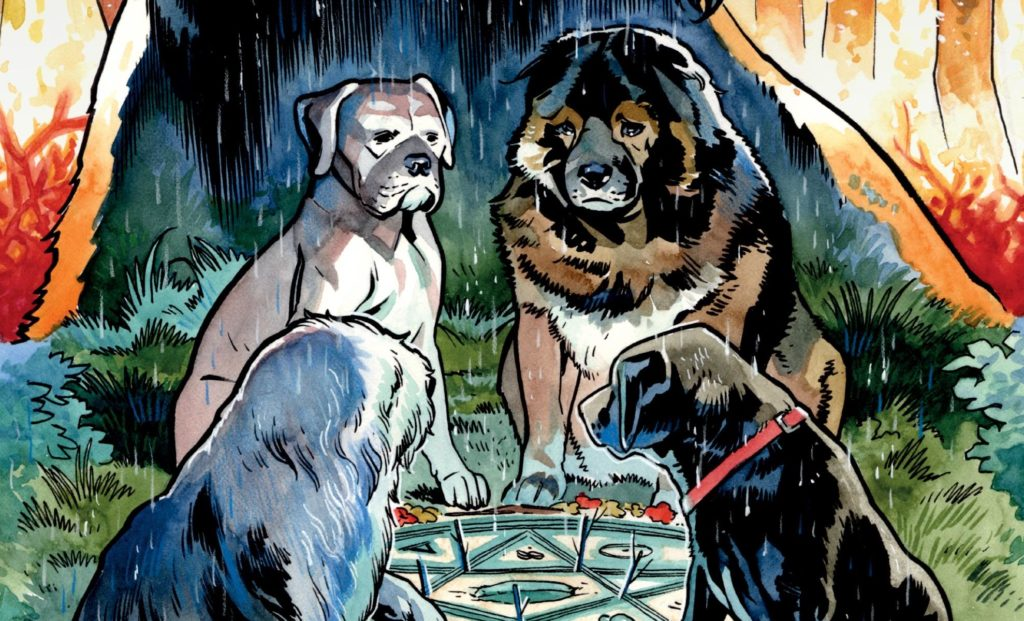 Beasts of Burden: Wise Dogs and Eldritch Men #1 Review