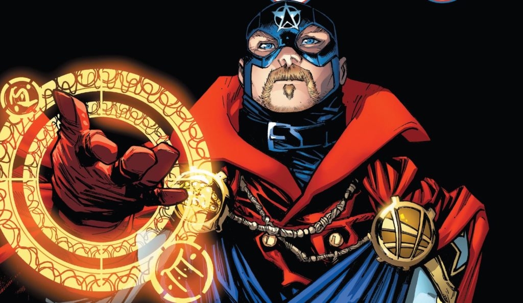 Infinity Wars: Soldier Supreme #1 Review