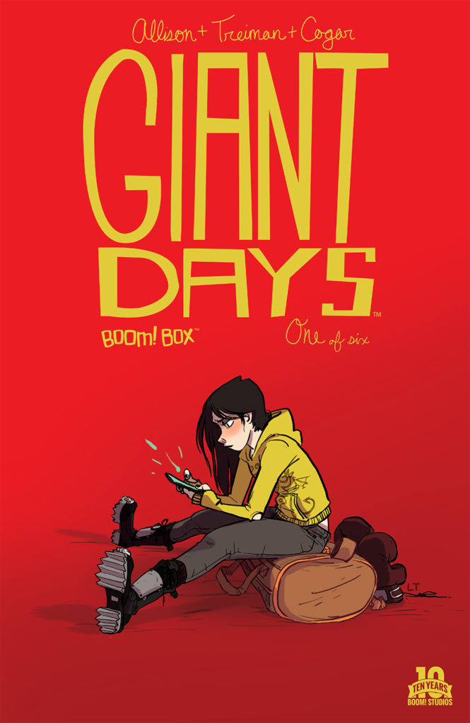 33 | Giant Days