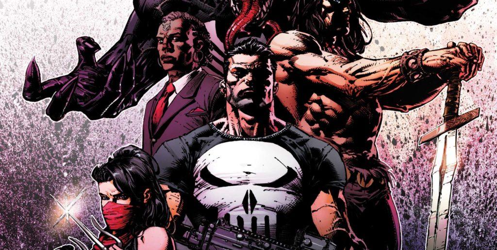 43 | Savage Avengers