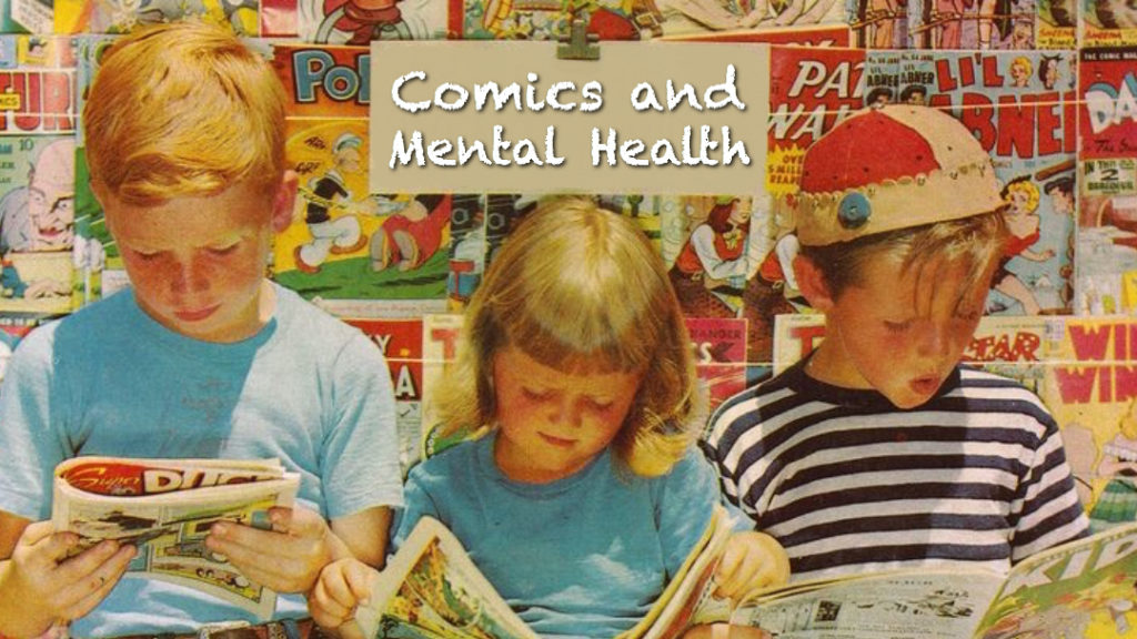 50 | Comics and Mental Health