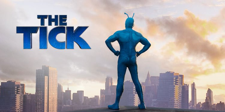 Channel 48 – The Tick and Inhumans
