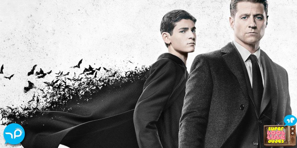Channel 50 – Gotham: The Dark Knight