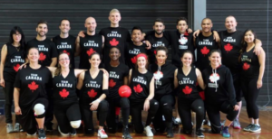Perv of the week – Dodgeball Canada