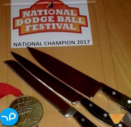 #111 – The Gentle Clink of Gold Medals